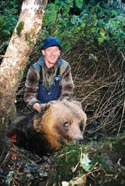 steves Bear
